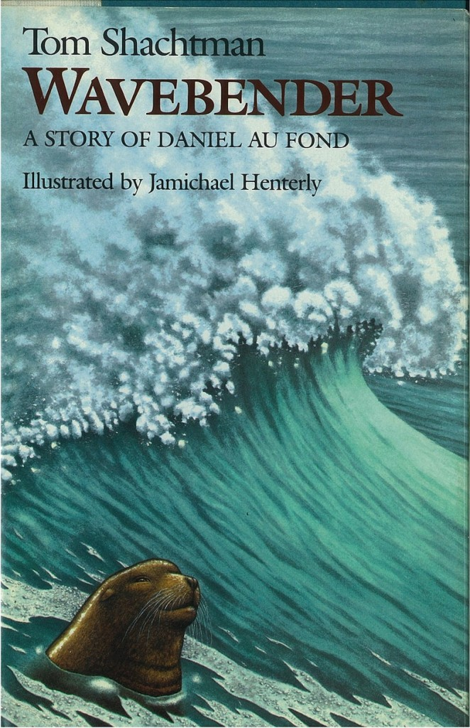Wavebender: A Story of Daniel au Rond by Tom Shachtman
